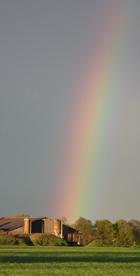Ecologie: Een regenboog, door met eerlijke tarieven te werken vind je je pot met goud